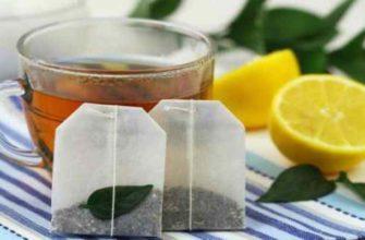чайные пакетики применение-повторное использование идеи
