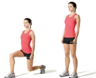 как подтянуть попу-упражнения