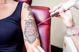 вред татуировок-для здоровья