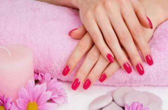 желтизна ногтей-причины-как избавиться