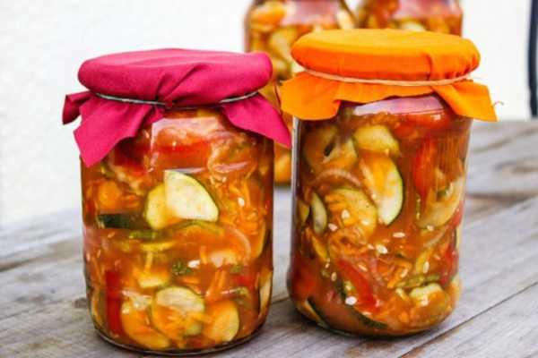 salat-iz-ogurtsov-s-ketchupom-na-zimu-rezepty
